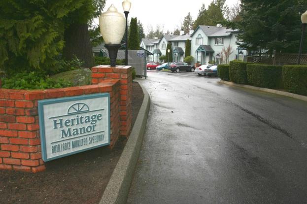 Mukilteo's Heritage Manor community