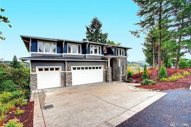Brand New Homes In Bellevue Wa