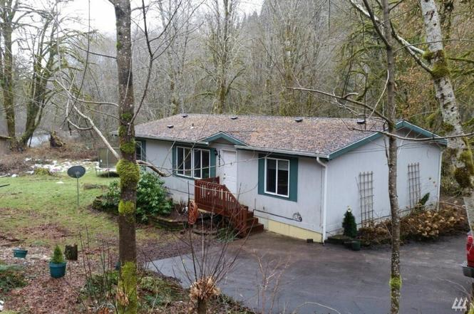 1973 abernathy creek rd longview wa 98632 mls 1060366 for Abernathy house