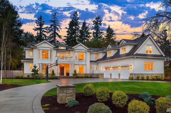 Photos Tiny House Seattle Wa: 1637 77th Ave NE, Medina, WA 98039