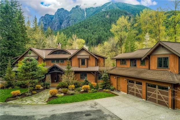Marvelous 43015 Se 114Th St North Bend Wa 98045 5 Beds 4 75 Baths Home Interior And Landscaping Mentranervesignezvosmurscom