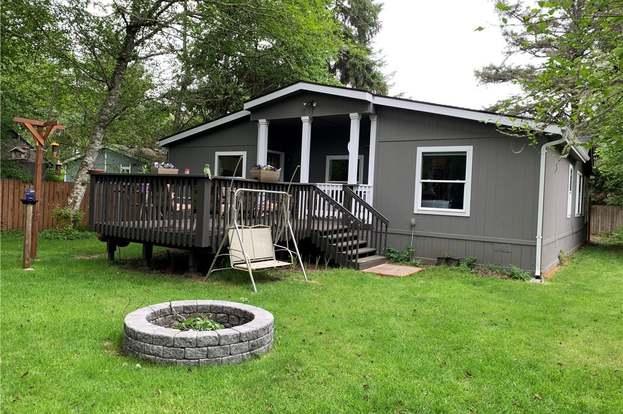 819 S Rain St NE, Ocean Ss, WA 98569 - 3 beds/2 baths Rain Garden Mobile Home on golf rain, home appliances rain, baby rain,