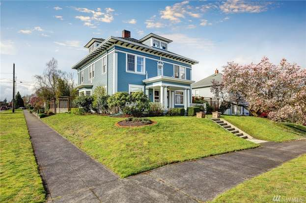 1202 N J St, Tacoma, WA 98403 | MLS# 907164 | Redfin
