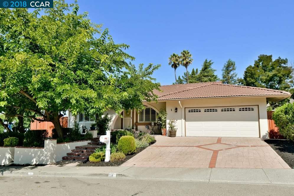1 San Pedro, San Ramon, CA 94583 | MLS# 40837135 | Redfin