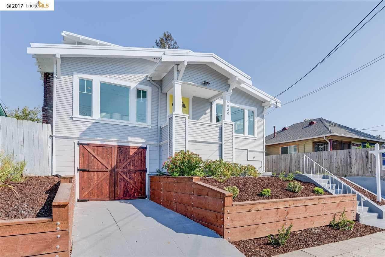 5030 Congress Ave, Oakland, CA 94601   MLS# 40801177   Redfin
