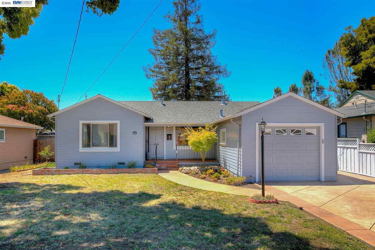 2527 VEGAS Ave, Castro Valley, CA 94546   MLS# 40749365   Redfin
