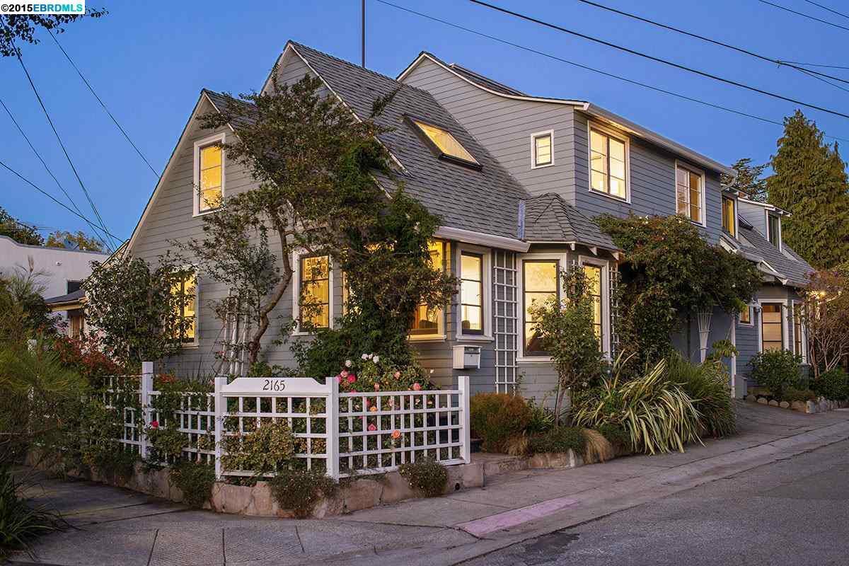 2165 ACTON St, Berkeley, CA 94702 | MLS# 40722374 | Redfin