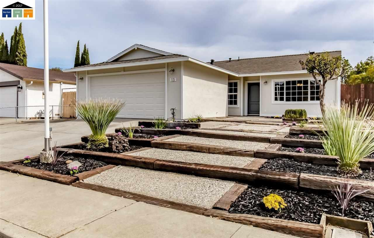 13 commodore ct pittsburg ca 94565 3504 mls 40801705 for Kitchen cabinets 94565