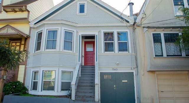 Photo of 1563 McKinnon Ave, San Francisco, CA 94124