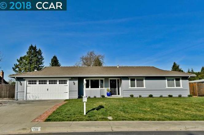 139 Santa Clara Dr, Danville, CA 94526