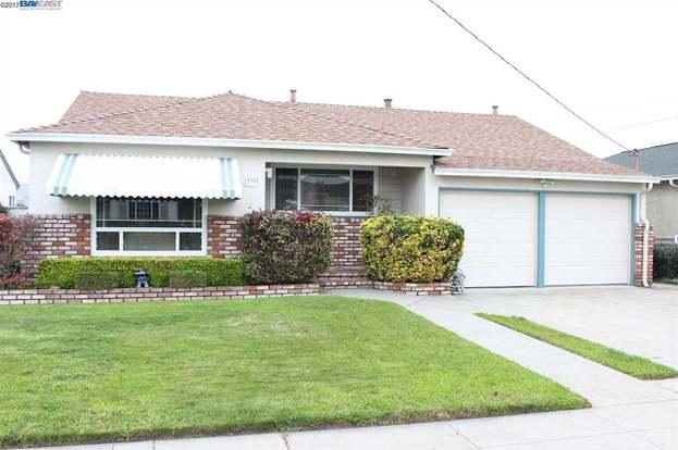 15382 Inverness St, San Leandro, CA 94579