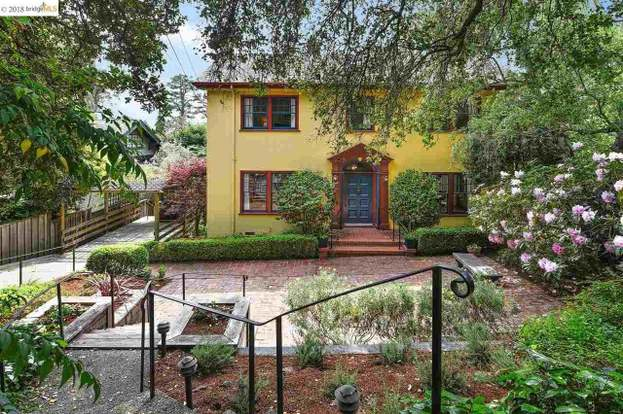 25 Stonewall Rd, Berkeley, CA 94705