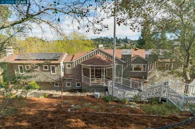 8 Sunrise Hill Rd, Orinda, CA 94563 - 5 beds/5 5 baths