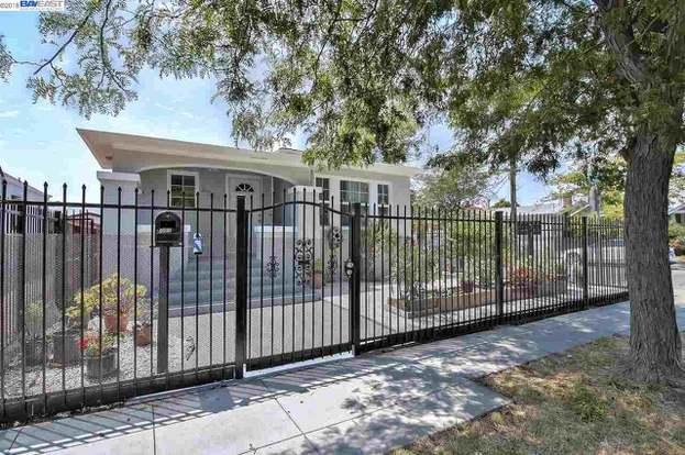 8001 Hillside St, Oakland, CA 94605 - 2 beds/1 bath