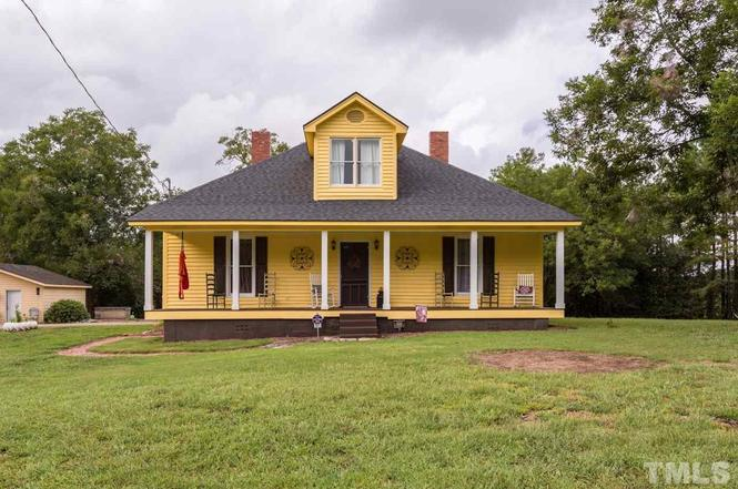 Farmhouse Zebulon Nc