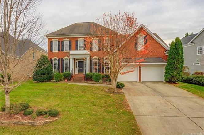 11134 tradition view dr charlotte nc 28269 mls for Traditions charlotte nc