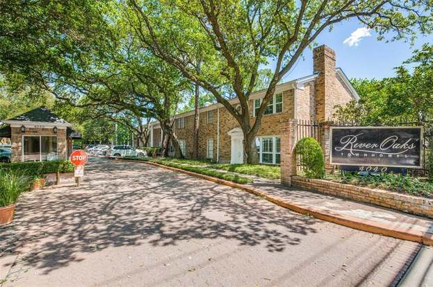 4040 San Felipe 101 Houston Tx 77027 2 Beds 2 5 Baths