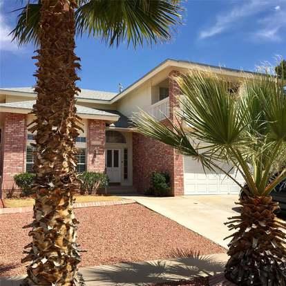 12113 Alex Guerrero Cir, El Paso, TX 79936 - 3 beds/2 5 baths