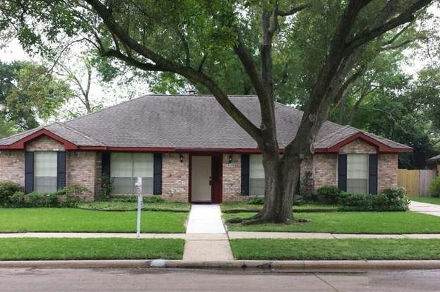 Terrific 15510 Baybrook Dr Houston Tx 77062 4 Beds 2 Baths Interior Design Ideas Inamawefileorg