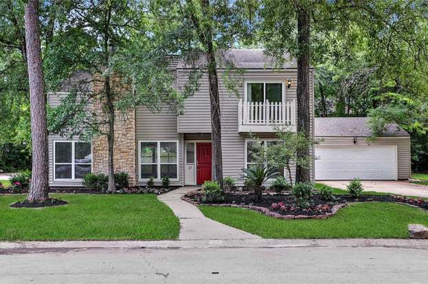 Remarkable 37 Eagle Ct The Woodlands Tx 77380 3 Beds 2 5 Baths Interior Design Ideas Clesiryabchikinfo