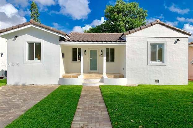 Magnificent 2591 Sw 26Th Ln Miami Fl 33133 3 Beds 2 Baths Home Interior And Landscaping Oversignezvosmurscom