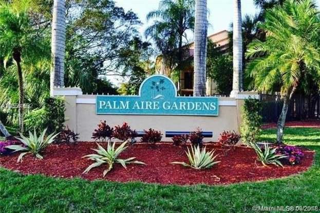 4281 w mcnab rd 22 pompano beach fl 33069 - Palm Aire Garden