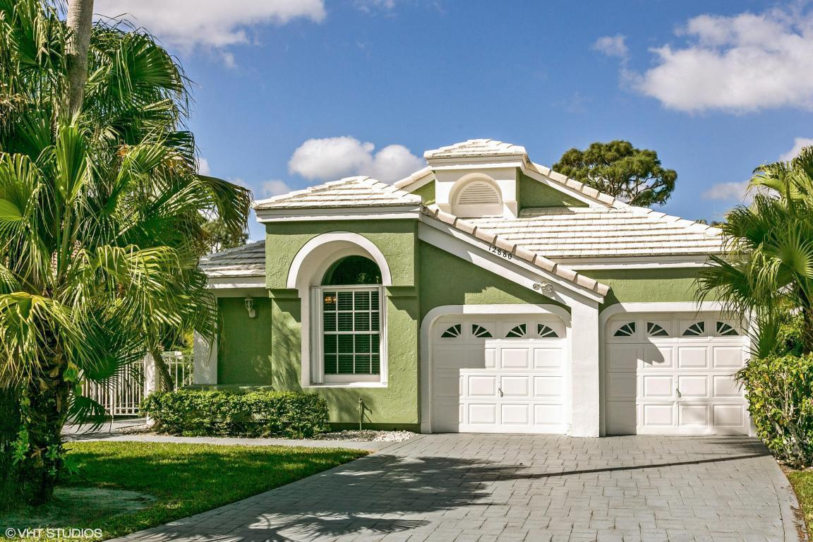 12880 Oak Knoll Dr, Palm Beach Gardens, FL 33418 | MLS# RX-10418180 ...