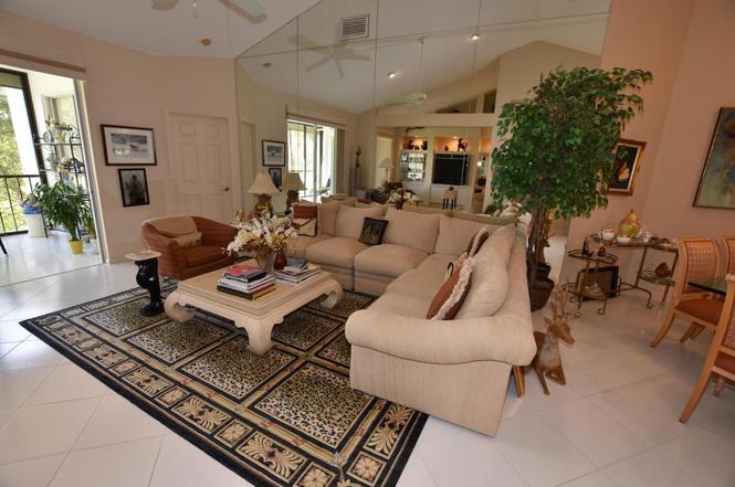 the living room boynton modern house