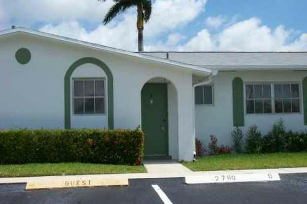 Brilliant 2760 E Dudley Dr Unit D West Palm Beach Fl 33415 2 Beds 1 Bath Download Free Architecture Designs Xoliawazosbritishbridgeorg