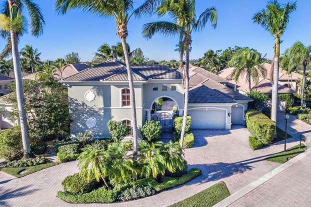 124 Vintage Isle Ln Palm Beach Gardens