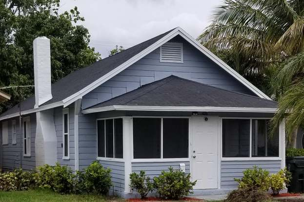 Incredible 428 N H St Lake Worth Fl 33460 2 Beds 1 Bath Home Interior And Landscaping Palasignezvosmurscom