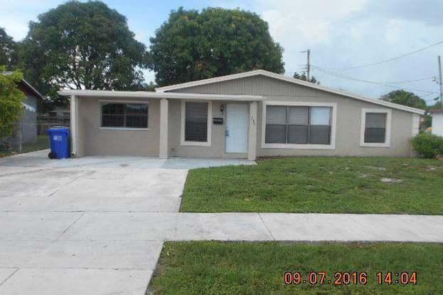 731 NW 17th Ct, Pompano Beach, FL 33060 - 3 beds/1 bath