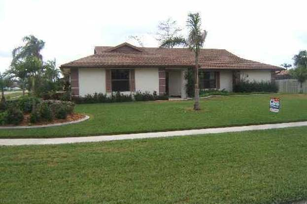 11186 Pine Vly, Wellington, FL 33414