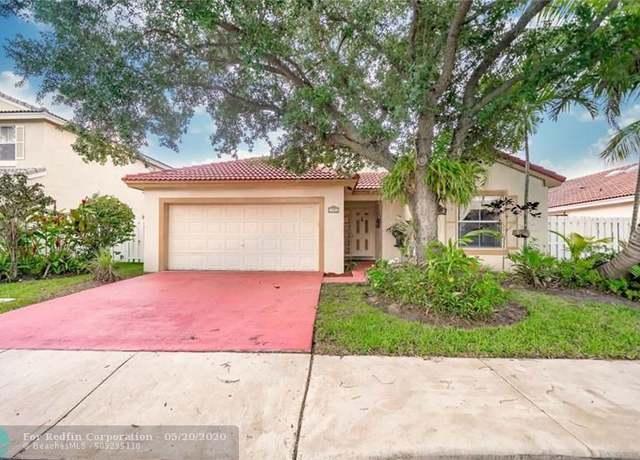 Spring Valley, Pembroke Pines, FL Homes for Sale & Real ...