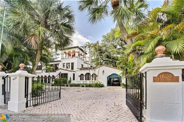 1620 E Las Olas Blvd Fort Lauderdale Fl 33301 8 Beds 7 5 Baths