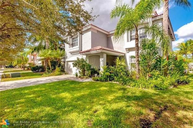Miraculous 13737 Nw 22Nd Pl Sunrise Fl 33323 4 Beds 2 5 Baths Home Interior And Landscaping Eliaenasavecom