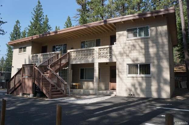 3788 Markoffer Way Unit 1 4 South Lake Tahoe Ca 96150 Mls
