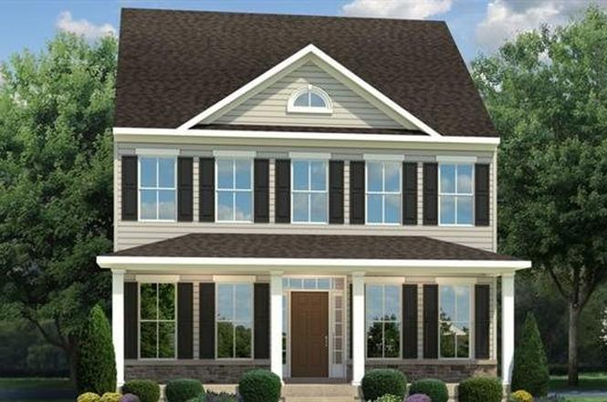Mitchell monrovia md 21770 484 990 for Mitchell homes price list