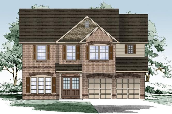 Stephen Elliott Homes The Yorkshire College Park GA 30349