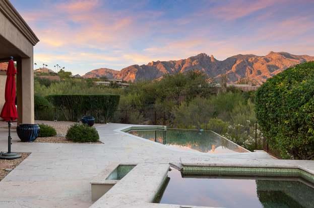 5070 N Hacienda Del Sol Rd Tucson Az 85718 5 Beds 5 Baths