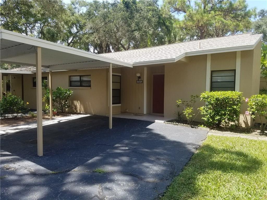 5031 Village Gardens Dr #25, SARASOTA, FL 34234 - 2 beds/2 baths