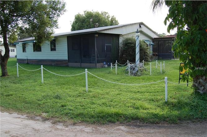 Mobile/Manufactured Home in BARTOW, FL 33830 - 3 beds/2 baths