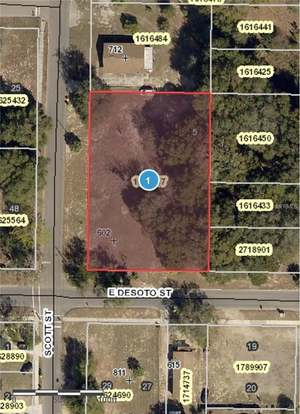 Clermont Florida Map.602 E Desoto St Clermont Fl 34711 Mls G5000001 Redfin