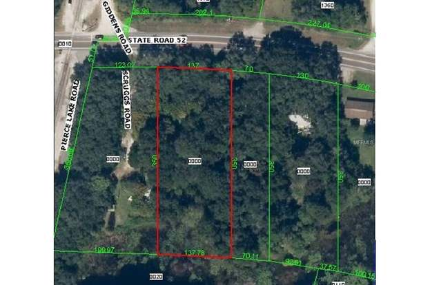 18040 State Road 52, LAND O LAKES, FL 34638 - 2 beds/1 bath