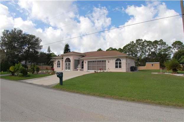 3415 Sesame St, NORTH PORT, FL 34287 - 4 beds/3 baths
