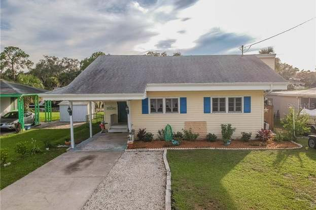 New Port Richey Fl Vintage Homes Estates Historic Real Estate For Sale Redfin