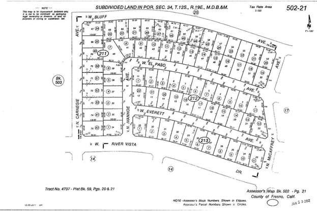5637 W El Paso Ave, Fresno, CA 93722 - 3 beds/2 baths