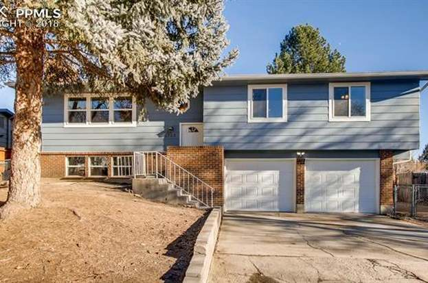Pleasant 6755 Fielding Crk Colorado Springs Co 80911 4 Beds 3 Baths Download Free Architecture Designs Sospemadebymaigaardcom
