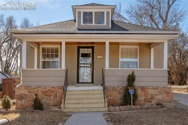Amazing 35 W Brookside St Colorado Springs Co 80905 3 Beds 1 Bath Download Free Architecture Designs Sospemadebymaigaardcom