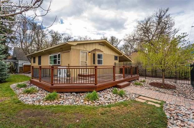 Fine 115 N 31St St Colorado Springs Co 80904 5 Beds 2 Baths Download Free Architecture Designs Sospemadebymaigaardcom
